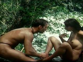 Tarzan meets jane: gratis vintage hd porno video df