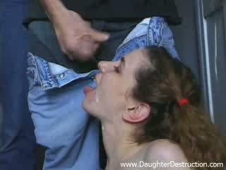Tütar destruction - dp stseen