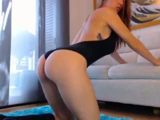 Seksi rdečelaske spletna kamera punca s velika joški 3: brezplačno porno cb