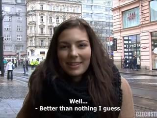 brunette, orale seks, tieners