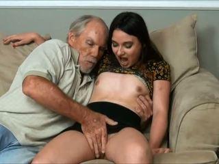 Amy faye - ja did a bardzo stary człowiek i tatuś prawie przyłapani nas
