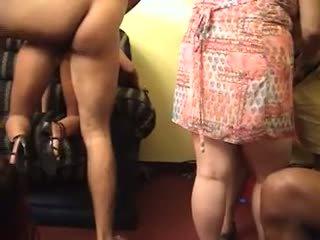 Kiik brasileiro: tasuta orgia porno video 59