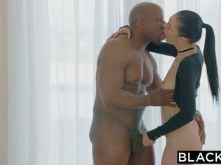 Blacked marley brinx première bbc en son cul: gratuit hd porno 19