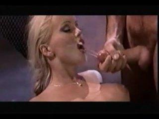 sexo oral, caucásico, corrida