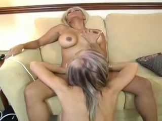 big tits, lesbian, milf