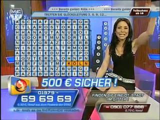 Sandra ahrabian geld ausdruck upskirt2