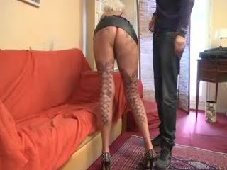 Joyce A French Bbw Mature Who Loves An...