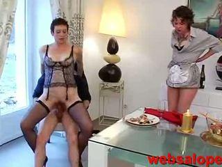ranskalainen, salope, amatööri