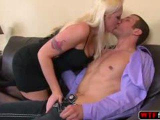 Alana evans encounters tief anal gefickt
