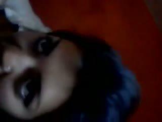 Ấn độ vợ blowjob video
