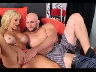 big dick, pussy licking, big tits
