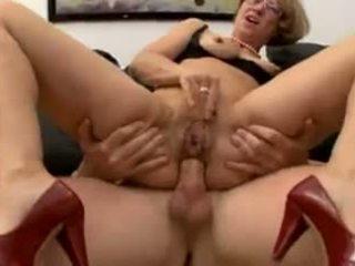 blowjobs, double penetration, grannies