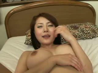 bigtits, japanse, pijpbeurt