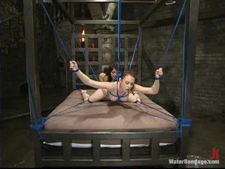 fresh bondage, great bondage sex, hot tied-up any