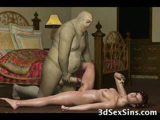 3d demons sikme sıcak babes!