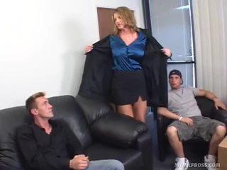 Kayla quinn, donny 長 和 john esposito