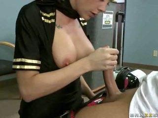 นมโต airline เด็กเสิร์ฟ