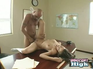 Wicked Student Kelly Kline Acquires Her Pussy Stabbed By A Monster Dick
