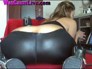 Caldi bruna webcam ragazza anale dildo