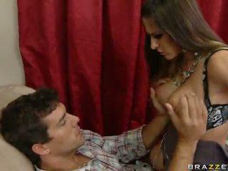 Brunette psychiatrist rachel roxxx baise son patient vidéo