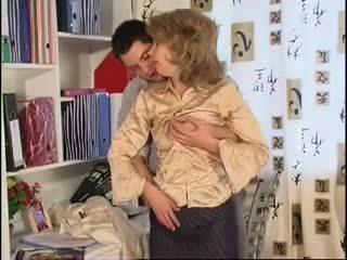 nobriešana, milfs, old + young