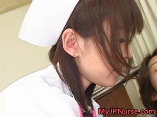 Ai himeno kinky asiatisk sykepleier