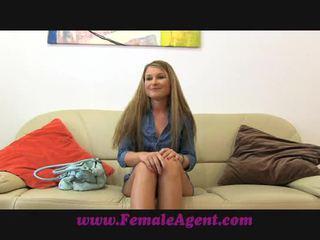 FemaleAgent Multiple orgasms