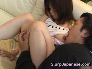 เซ็กซี่ ชาวเอเชีย การดูด cocks