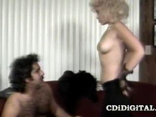 Barbi dahl & ron jeremy vintage laska fucked ciężko