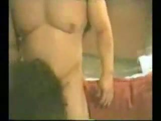 Horny MILF Gets Fucked By 2 Hard Cocks