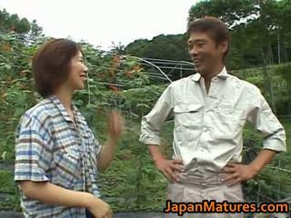 Chisato shouda азіатська зріла ціпонька gets