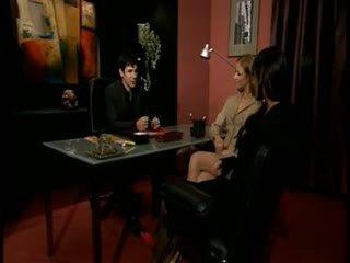Elena Grimaldi in Office Threesome