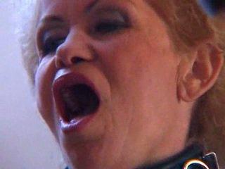 Freak of Nature 24 Granny BDSM