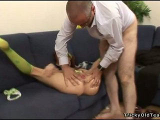 Succulent pounding of a gyzykly twat