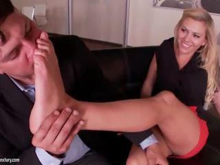 Foot Fucking Compilation