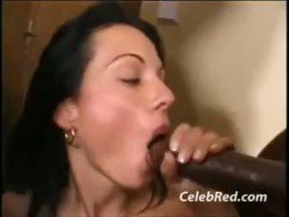 Monica sweetheart venus wenig weiß küken groß schwarz monster dicks