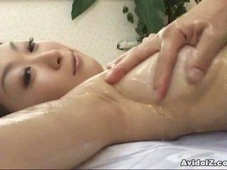 Ihastuttava eksoottiset vauva dual suihinotto ja kuuma seksi!
