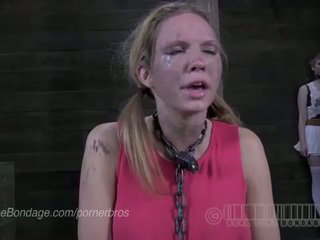 Rain degrey cums over and over on sybian