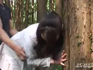 japoński, na wolnym powietrzu, amator