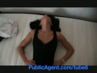 Publicagent 見事な estate agent sells 彼女自身