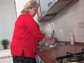 Fett oma im die küche r20