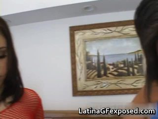 Large Love Muffins Hardcore LaTina On A Sloppy