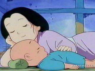 Kiimas anime abielumees nailing raske tema wifes tussu