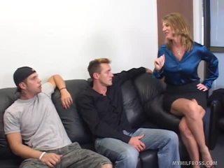 Kayla quinn, donny long and john esposito