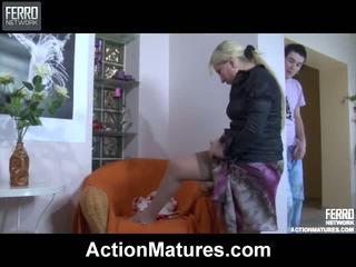 Mengen van hardcore seks speelfilmen door actie rijpt