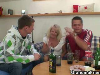 reality full, fun old rated, quality grandma