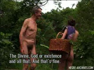 A Day in the Life of Naturist Part 1