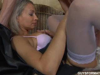 cougar online, watch old, hot granny