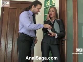Diana lesley anal pärchen im aktion