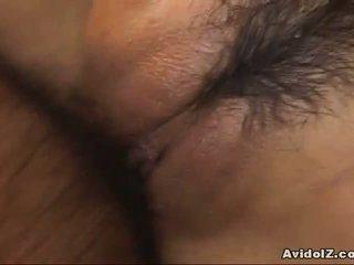 Mamalhuda yuki aida nailed com ejaculação interna!